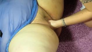 फिस्टिंग फुट एंड हैंड, हार्ड सेक्स लेस्बियन
